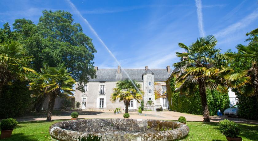 Château Résidence de Bois-Briand-Chateau-Residence-de-Bois-Briand