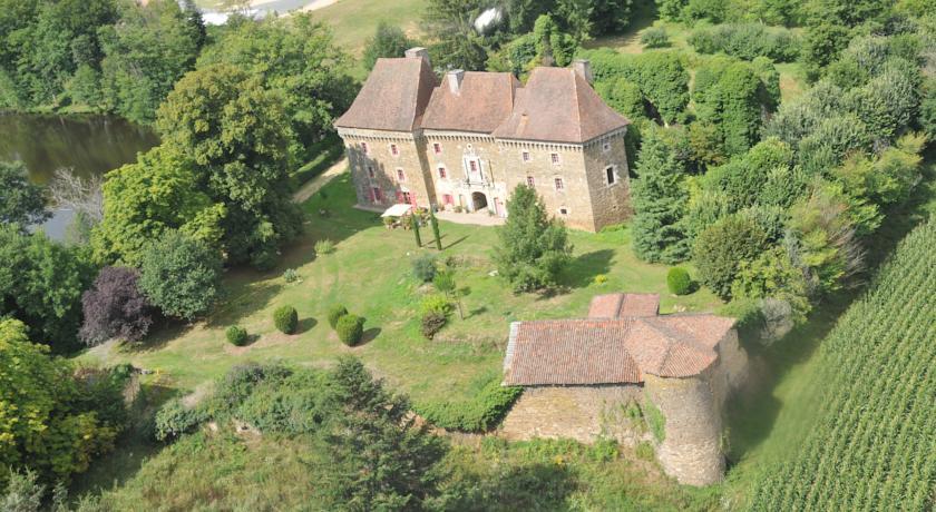 Château de Frugie-Chateau-de-Frugie