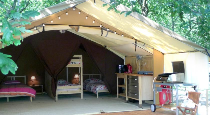 Tente Lodge La Téouleyre-Tente-Lodge-La-Teouleyre