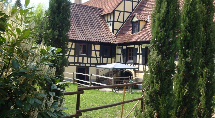 Domaine du Moulin im Elsass-Domaine-du-Moulin-im-Elsass