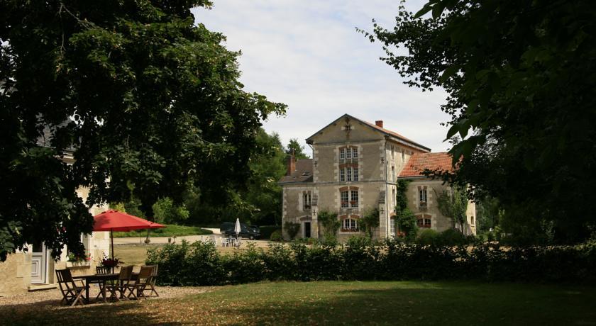 Le Moulin de Montrésor-Le-Moulin-de-Montresor