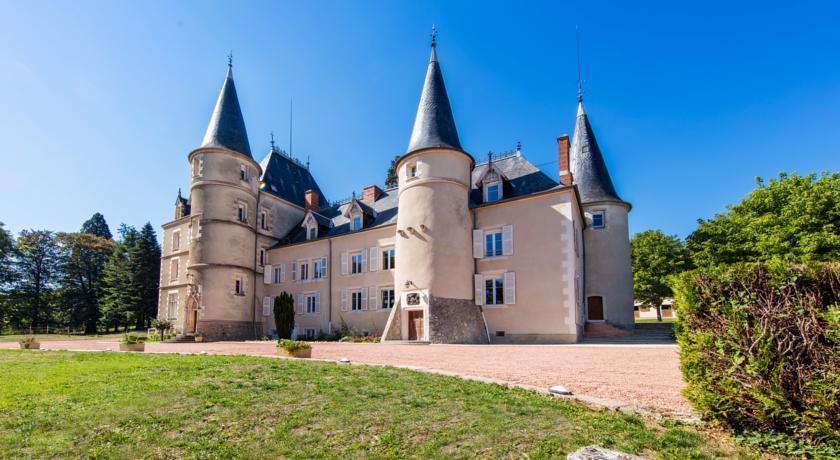 Chateau Saint Alyre-Chateau-Saint-Alyre