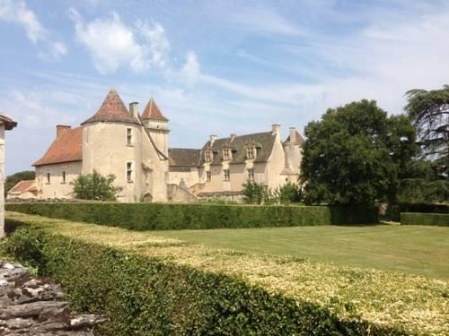 Château De Couanac-Chateau-De-Couanac