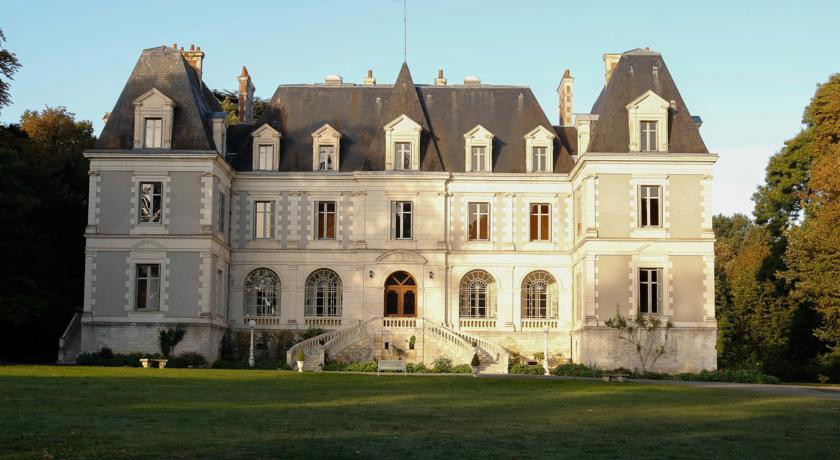 B&B Château du Logis-B-B-Chateau-du-Logis