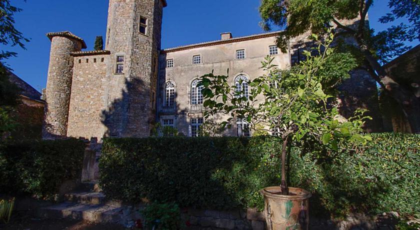 Château d'Agel gite-Chateau-d-Agel-gite