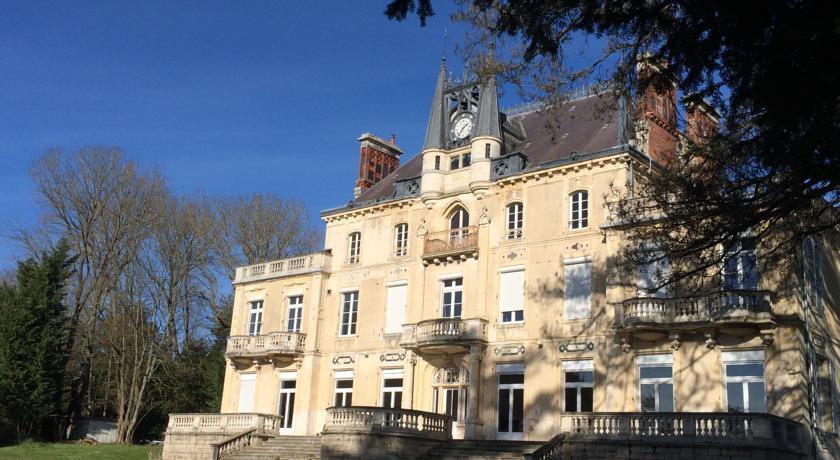 Château de la Rocherie-Chateau-de-la-Rocherie