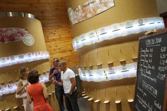 Maison des vins de Cheverny-Credit-©Enola-Creation-ADT41