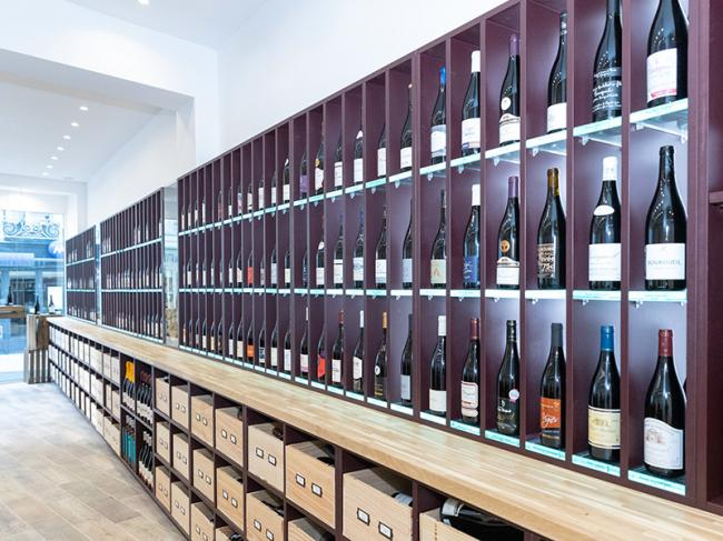 Maison des vins de Bourgueil à Langeais-Credit-©gaellebc
