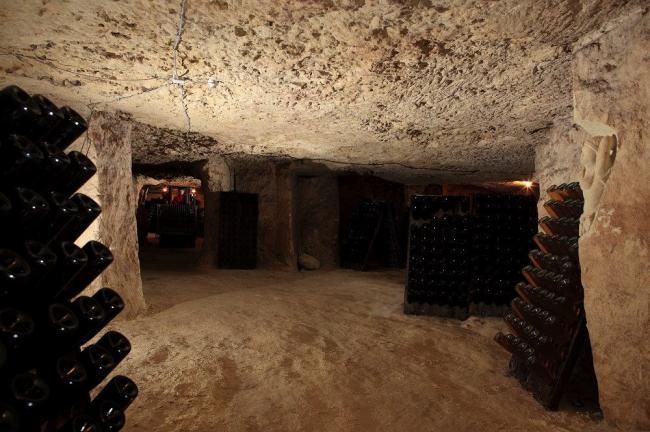 Cave Benoit Gautier-Credit-Domaine-de-la-Chataigneraie