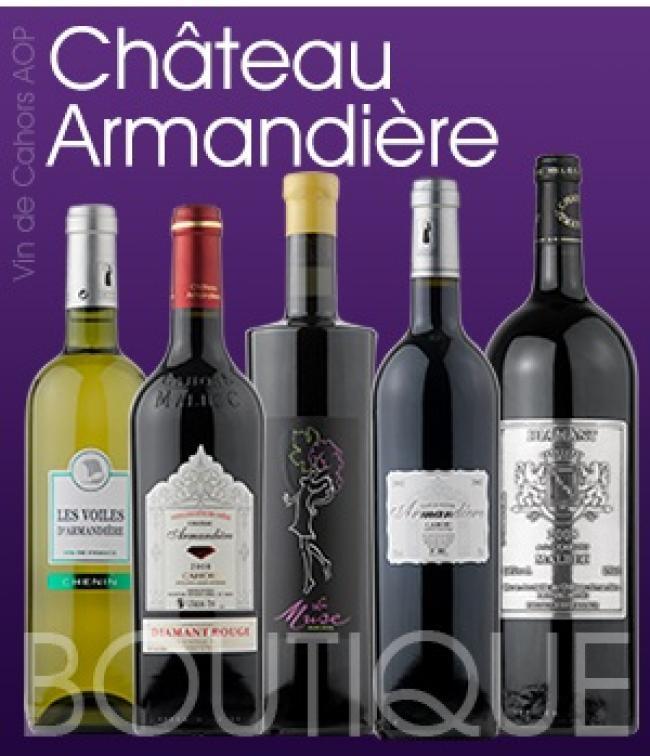 Château Armandière-Credit