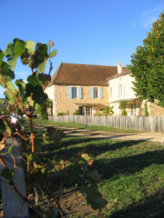 Château Cantelauze-Credit