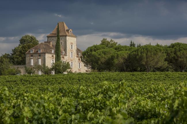 Château de Haute Serre-Credit-Vigouroux