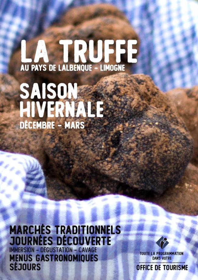 Journée Truffe, le diamant noir du Quercy-Credit-OTPLL