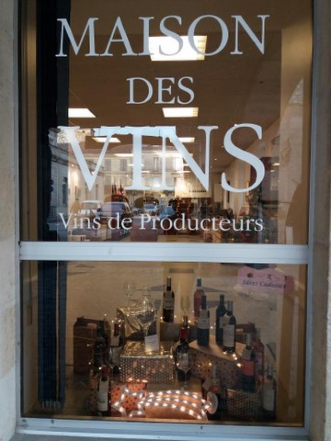 Maison des vignerons de Sainte-Foy-Credit-Maison-des-Vignerons-de-Sainte-Foy