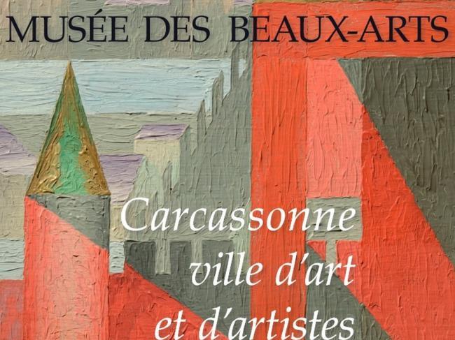 EXPOSITION : CARCASSONNE, VILLE D'ART ET D'ARTISTES-Credit