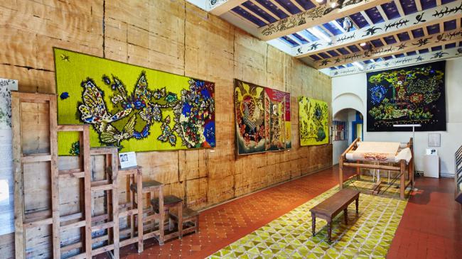 Atelier - Musée Jean Lurçat-Credit
