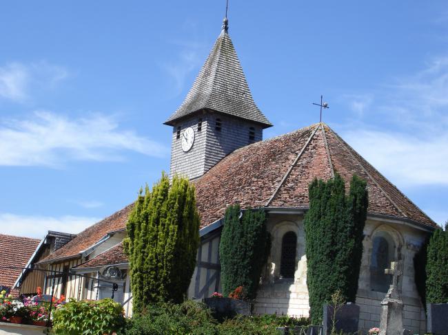 Eglise Saint-Hubert-Credit