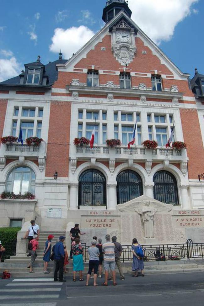 Découvrez Vouziers, ville de la reconstruction des années 1920-1930-Credit-Droits-libres