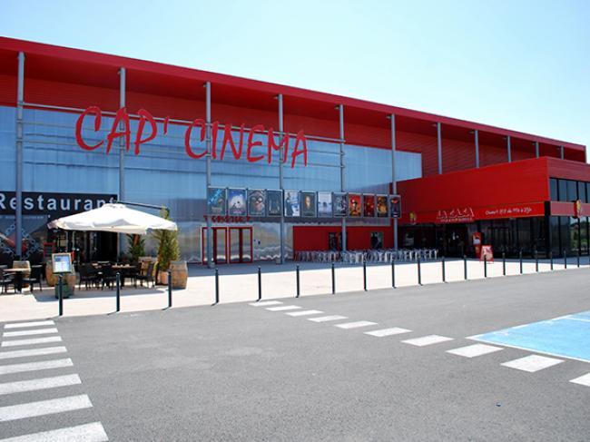 CGR CINEMAS-Credit