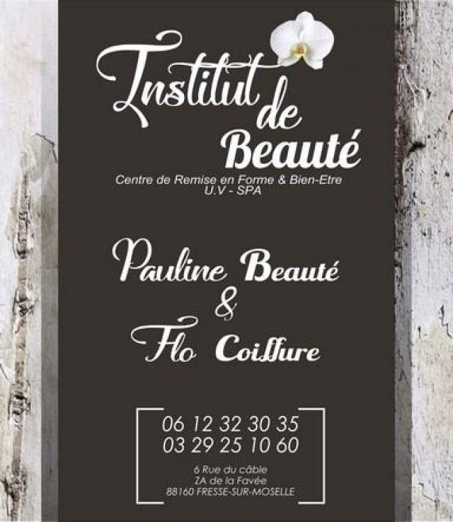 INSTITUT DE BEAUTE / PAULINE BEAUTE et FLO COIFFURE-Credit