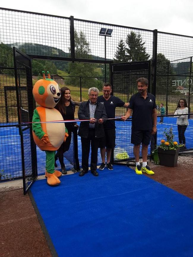 PADEL TENNIS-Credit