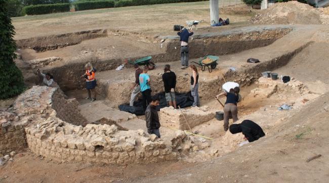 Stage de fouilles-Credit-Argentomagus