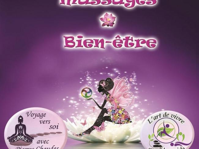MASSAGE BIEN-ÊTRE AU DOMAINE DU CHÂTELET-Credit