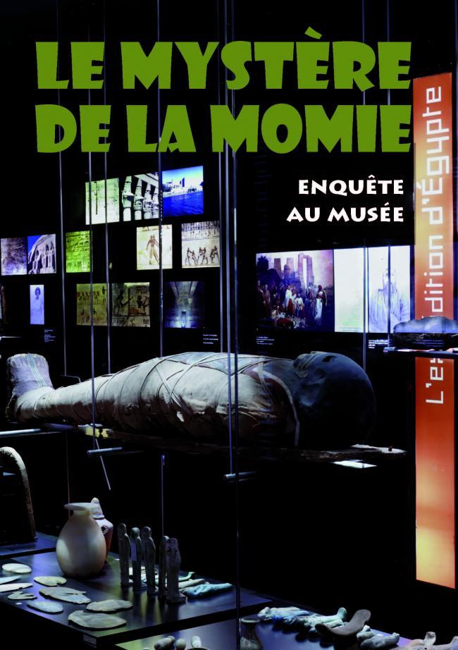 Visite-Jeu Le Mystère de la Momie-Credit