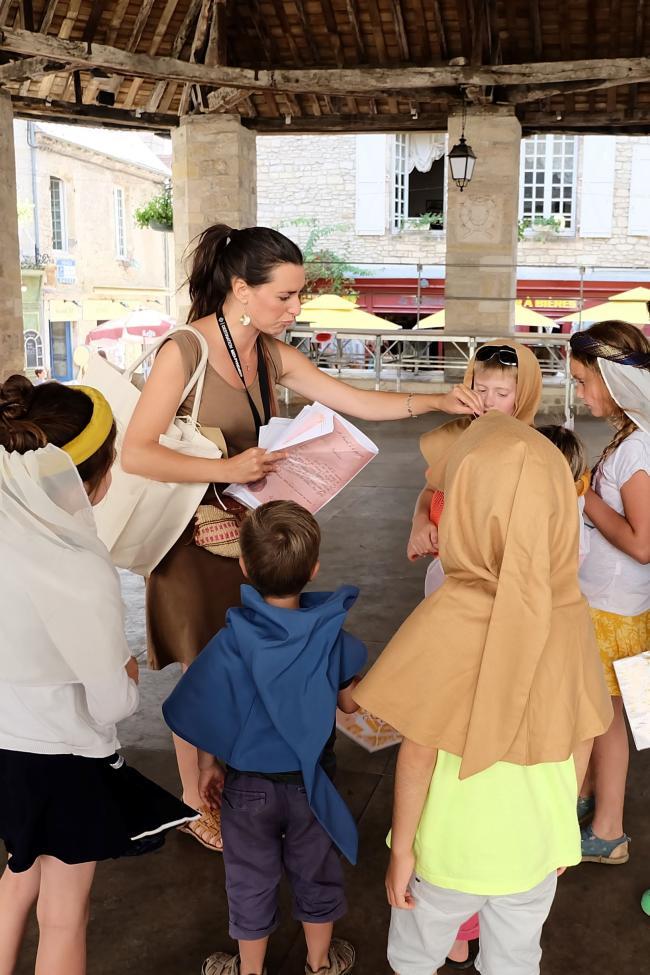 Pays d'art et d'histoire : Visite Ludique en Famille Des Brigands dans la Ville-Credit-PAHCVD