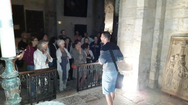 Visite Guidée Nocturne à Marcilhac-Sur-Célé-Credit-Virginie-Diguet