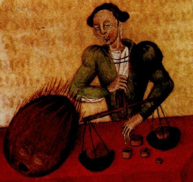 Les Vacances des 6-14 ans, le Jeu des Marchands au Moyen-Âge-Credit