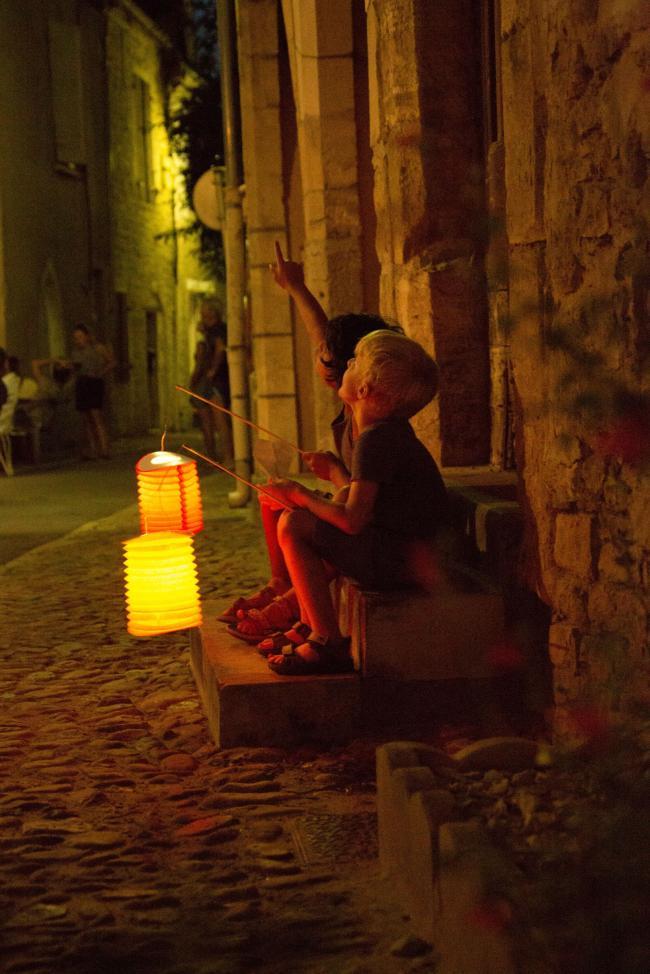 Pays d'Art et d'Histoire : Visite à la Lueur Des Lampions-Credit-Malika-Turin