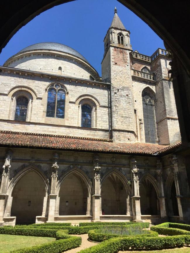 Journées Européennes du Patrimoine 2019-Credit-160720-cathedrale-cloitre1E-GUY-CASTELNAU-OT-Cahors-St-Cirq-Lapopie-Cahors