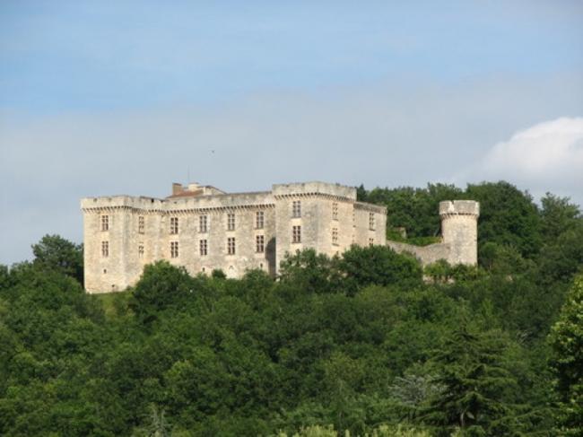 Visite Commentée du Château de La Coste-Credit-Mairie-Grezels