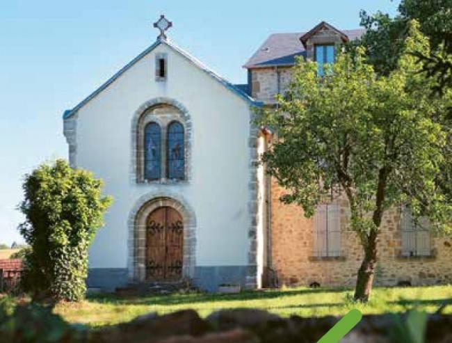 Visite Guidée de Sainte-Colombe-Credit
