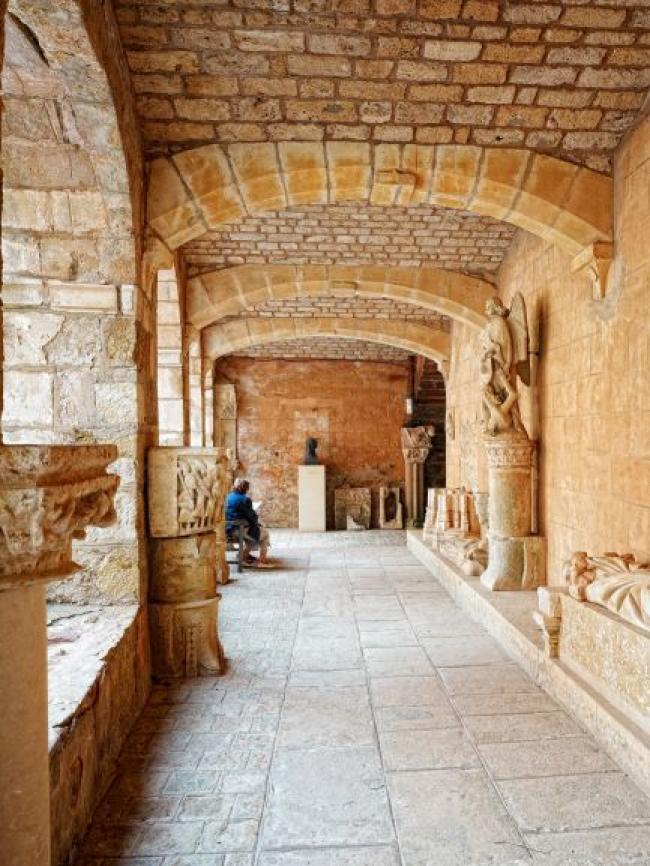 Pays d'Art et d'Histoire : Circuit Découverte, Voyage En Sculpture Romane De Bonneviole A Carennac-Credit-D-VIET