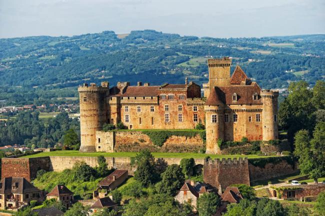 Visite du Château de Castelnau-Bretenoux-Credit-Chateau-de-Castelnau-Bretenoux