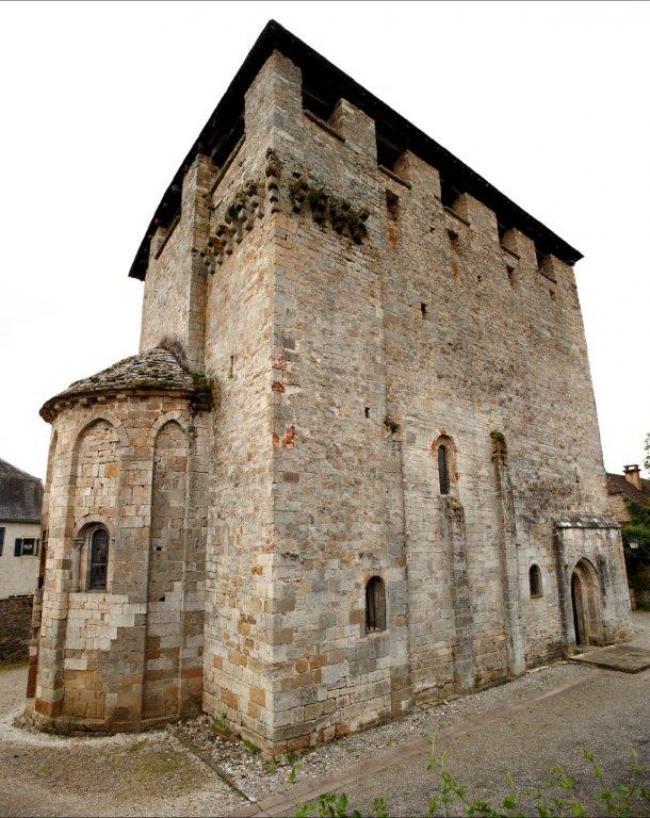 Visite Guidée de Saint-Pierre-Toirac-Credit