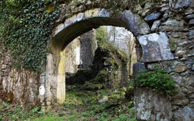 Parcours Patrimoine : le village né de la forge-Credit-JJStockli