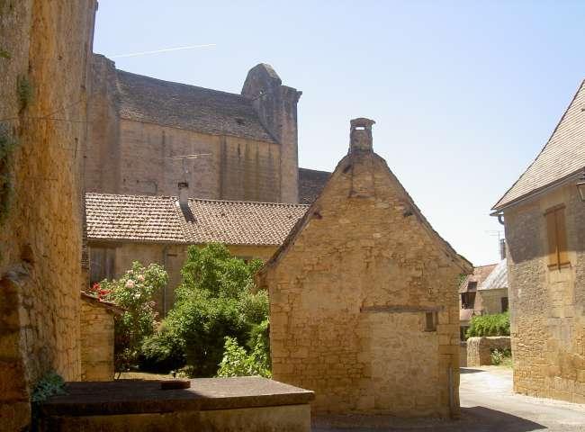 Village de Sergeac-Credit-OT-Lascaux-Vallee-Vezere