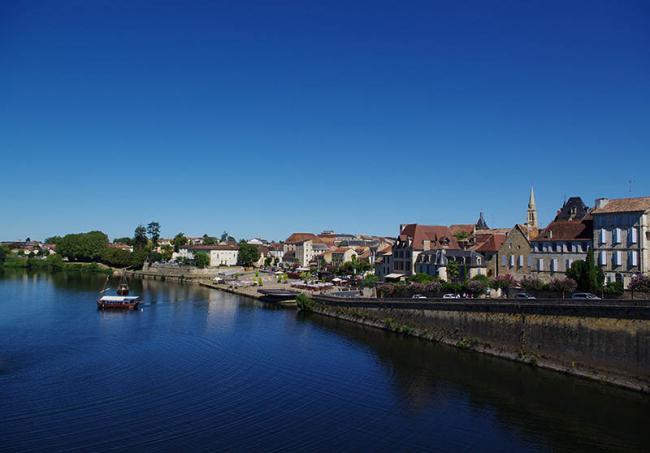 Visite guidée de la ville de Bergerac-Credit-Pays-de-Bergerac