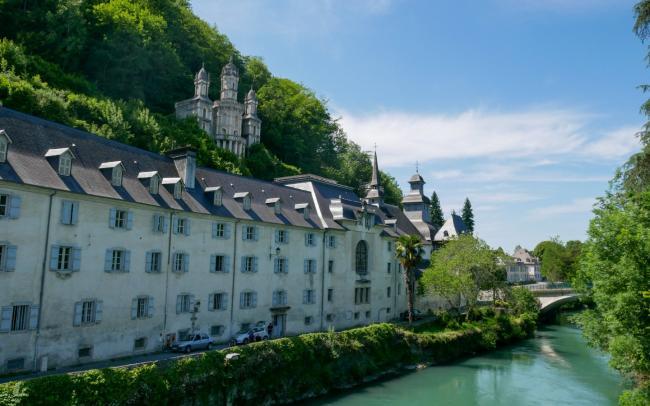 Parcours Patrimoine : de la bastide de Lestelle au pèlerinage de Bétharram-Credit-Marie-Lequesne