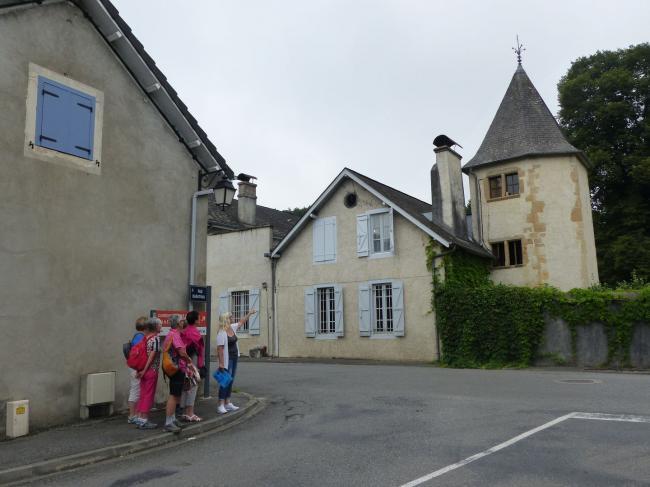 Parcours patrimoine : promenez vous dans la capitale historique du Béarn-Credit-Office-de-Tourisme-du-Pays-de-Morlaas