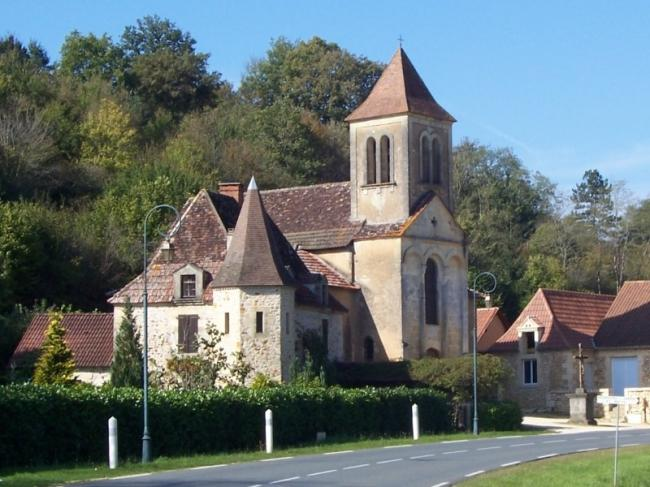Village de Saint-Félix de Reilhac-Credit-Lascaux-Dordogne-Vallee-Vezere