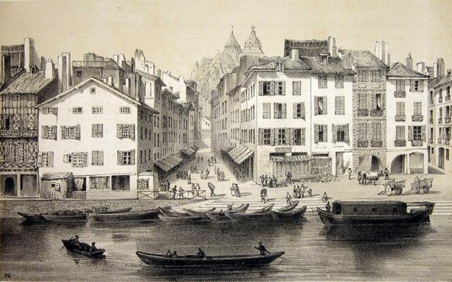Bayonne au temps de Louis XIV-Credit-mediatheque-de-Bayonne