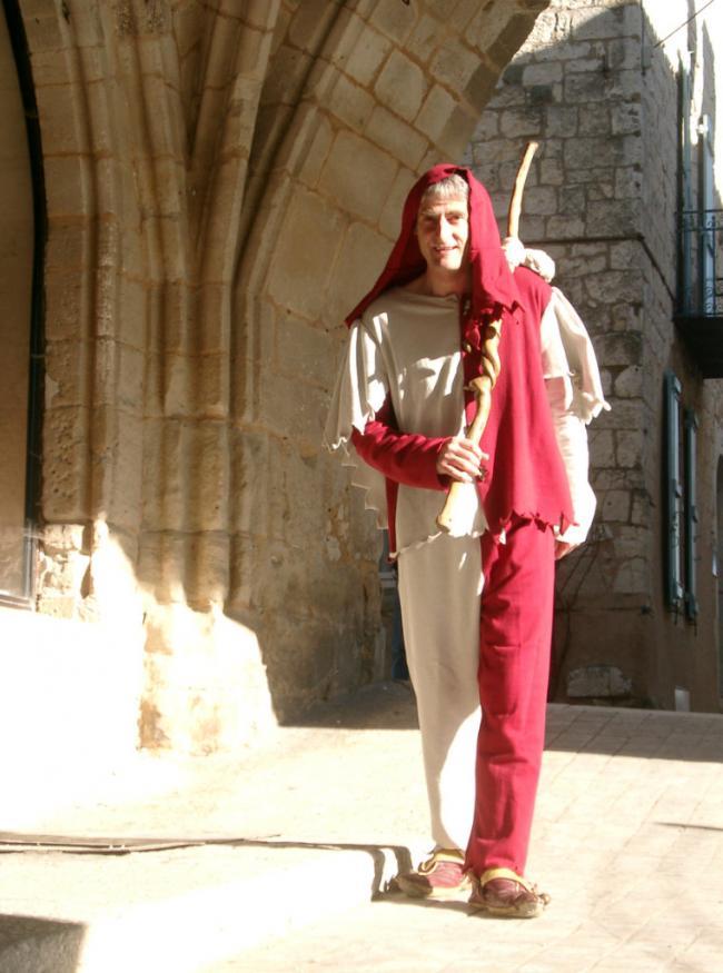 Visites de la bastide de Villeréal avec Janouille-Credit-Jean-Rocher