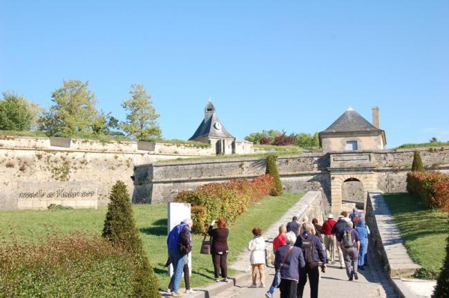 Visite guidée de la citadelle de Blaye par les souterrains-Credit-blaye-tourisme