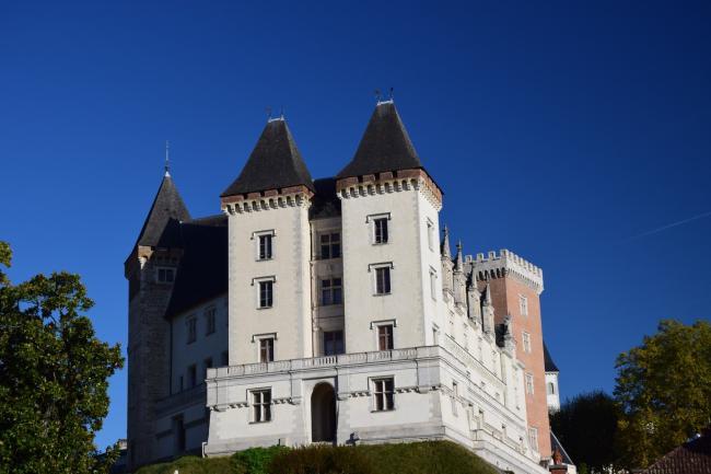 Pass château + petit train touristique-Credit-Pau-Pyrenees-Tourisme--ST