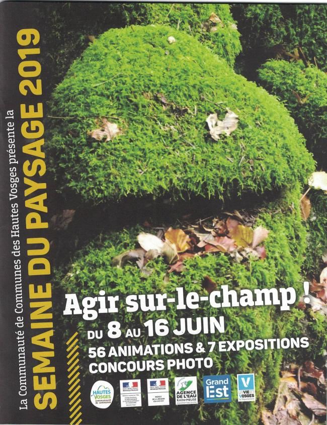 SEMAINE DU PAYSAGE - DU CHAMP AU CHANT, ÉLOGE D'UN JARDIN-Credit-CCHV