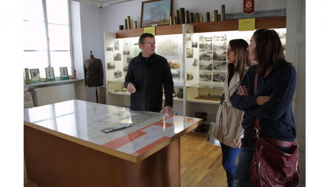 VISITE GUIDEE : MUSEE DU PAYS D'ALBE-Credit-Sarreguemines-Tourisme